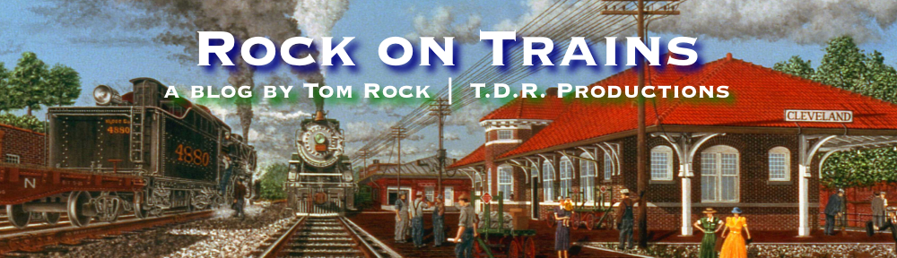 Rock on Trains