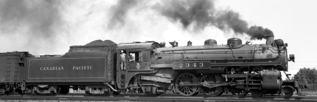 Image result for canadian pacific steam locomotives in ontario