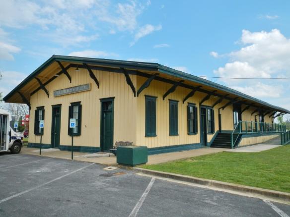 NC&StL Depot - Albertville, AL (Credit: wikipedia.org)