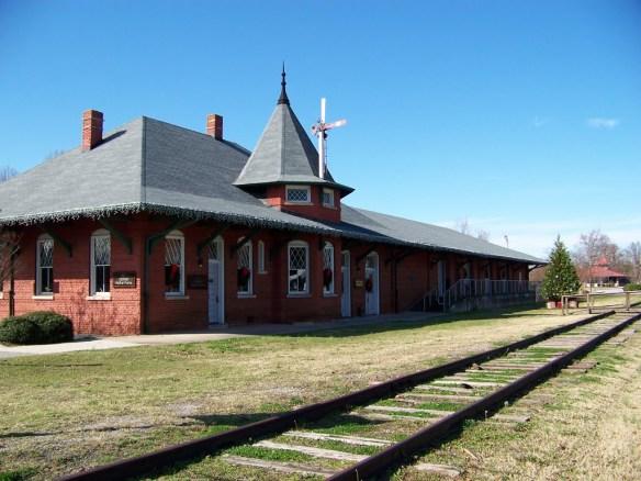 Southern Depot - Belton, SC (Credit: www.panoramio.com)