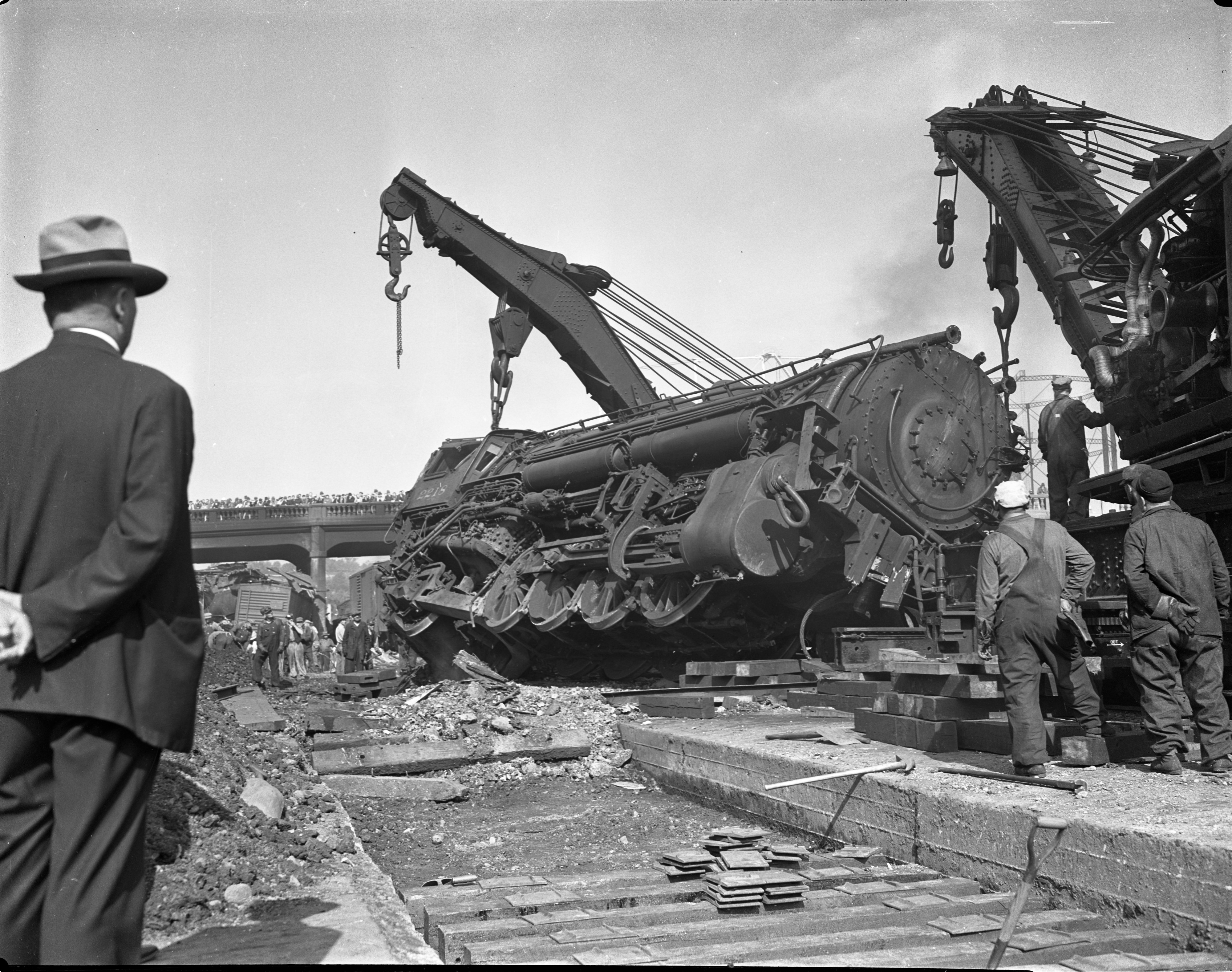 North Carolina Railroad News - FELA Lawyer News Blog  |Rail Road Train Wreck